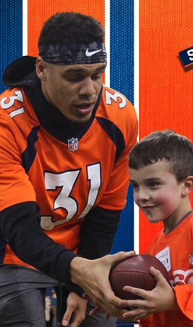 The Justin Simmons Foundation is dedicated to mentoring young people, promoting the benefits of youth sports, supporting youth education and other charitable initiatives. It was established in 2020 by Denver Broncos safety Justin Simmons and his wife Taryn.